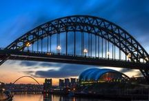 Reasons to visit Newcastle and Gateshead / Whether you're passing through, staying overnight or enjoying a short break - there are tonnes of reasons why NewcastleGateshead is a great place to be. Share yours with #PinMyCity on social.