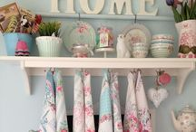 Home Sweet Home: Kitchen / Kitchen things for our home