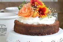 Kuchen und Torten / Torten, Cremes, Geburtstag, Kuchen, Brownies
