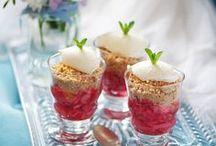 Früchte: Rhabarber Rezepte / Rhabarber, Rhubarb, Recipes