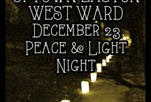 Easton Peace And Light Night / Annual luminaria for peace, unity, nonviolence in Easton, PA. We have a page on Facebook.
