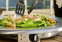 portable teppanyaki kitchen / portable teppanyaki style appliances for the home