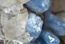 Crystals.  / Crystals. Gems. Minerals. / by Anastasia Pazderkova