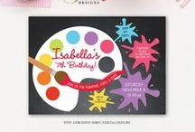 Birthday Ideas / by Jackie Tussie