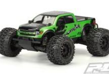 Pro-Line Racing 1:10 Truck Parts / Pro-Line has been providing top quality aftermarket accessories for the 1:10 Truck class for over 30 years. Pro-Line Racing has created unforgettable memories for the everyday backyard hero and offers both performance and fun for your 1:10 truck.