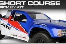 Pro-Line Racing Short Course and Desert Truck Pick By Kit  / Find out what Pro-Line Racing makes for your Short Course Truck here!