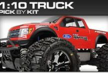 Pro-Line Racing 1:10 Truck Pick-By-Kit / If you know you have a 1:10 Truck or Stadium Truck but you aren't sure what Pro-Line products will fit then check out our pick-by-kit section to see what Pro-Line makes specifically for you!