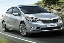 Kia Cerato Sedan / Our all new KIA Cerato Sedan with the signature Tiger Nose Grill. #Stylish new LED Lights, #Comfortable climate control and leather seats