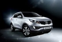 KIA Sportage / It's easier to leave a lasting impression when you do it with style. The Kia Sportage is every bit as a good as it looks and the impression of smart and style will be a lasting one.  Visit www.kiacars.co.za for more information