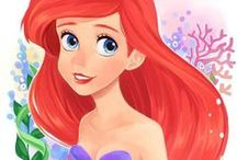disney ~ a part of your world ♥  / Just you and me, and I could be part of your world. –Ariel (Little Mermaid)