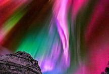 Aurora / Beautiful sky