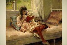 Albert Edelfelt 1854-1905 Finnish painter