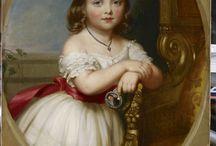 Portraits of royals