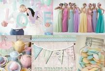 Wedding - Colour Themes