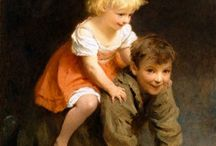 Before photos existed / Beautiful paintings