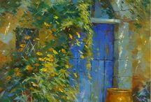 Johan Messely / Belgian painter