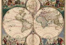 Старые и Новые карты (Old and New Maps)