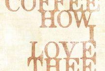kaffe / Kaffekaffekaffekaffekaffe