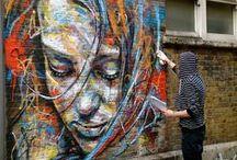Street Art, 3D & Graffiti