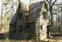 Брошенные здания (Abandoned buildings)