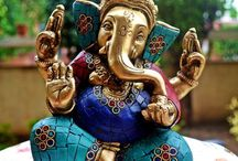 Shri Ganesha / Gives inocence, purity, wisdom and joy