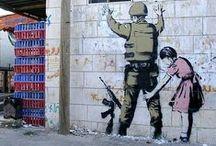 Banksy (Street Art)