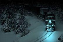 Поезда (Trains)