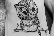 Tatoveringer / #tattoos