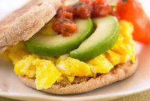 breakfast / Frokoster og tidlig morgener