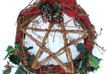 2. Yule / The Wiccan festival of Yule/Winter Solstice, celebrated on the 21st December