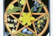 4. Ostara / The Wiccan festival of Ostara/Spring Equinox, celebrated on the 21st of March