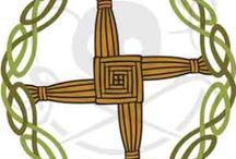 3. Imbolc / The Wiccan festival of Imbolc or Imbolg (Saint Bridgid's day), celebrated on the 2nd February