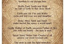 Chants and Spells