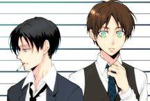 Levi or Eren ?