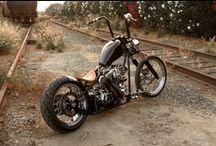 Harley Davidson / Ironhead/panhead/bobber