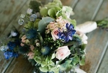 Bride's bouquet of flowers