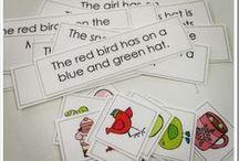 literacy ideas-autism