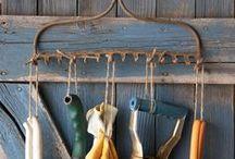 Työkalut - Garden tools