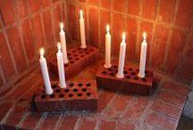 Kynttilät, lyhdyt - Candles