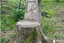 Puutarhakalusteet - Garden furniture