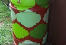 Sadevesitynnyrit - Rain water barrel
