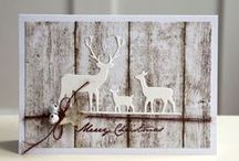 Christmas cards / Christmas needs lots of ideas!