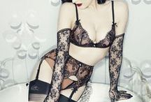 Extreme hot lingerie