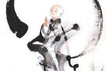 Zen / Sumi-e