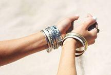 Silver / Silver jewelry