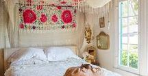 Home decor for hippies / Beautiful hippy looking decor to lift your spirit!