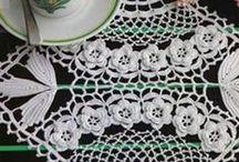 tejidos crochet / modelos y puntos variados / by Beatriz Blanco