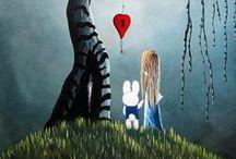 in wonderland / Alice im Wunderlnand, Wunderland, wonderland, alice in wonderland
