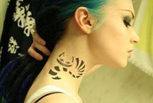 under my skin / ♥tattooart♥ tattoo,tattoo ideas,Tattoowierung,Tattoowierungen