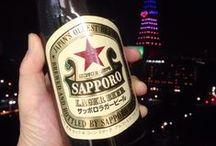 Sapporo Beer Red Star is here! 赤い星あった! / サッポロビール赤星のあるところ!